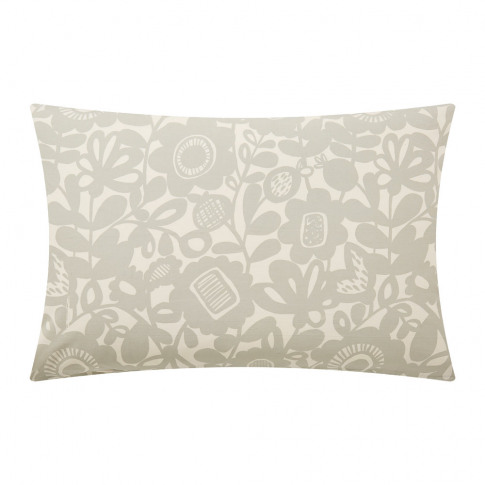 Scion - Kukkia Pillowcase Pair - Ink & Charcoal