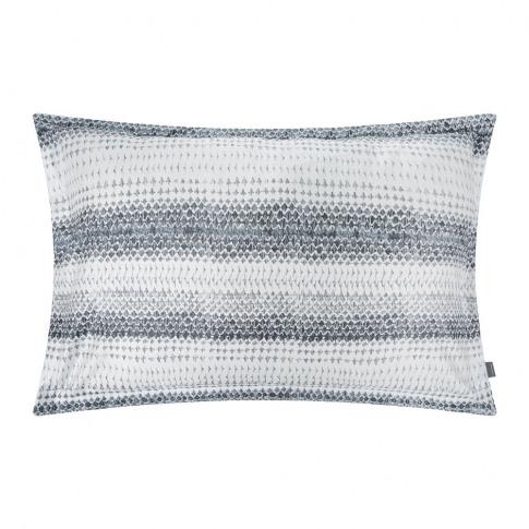 Gant - Graphic Pen Pillowcase - 50x75cm - Sateen Blue
