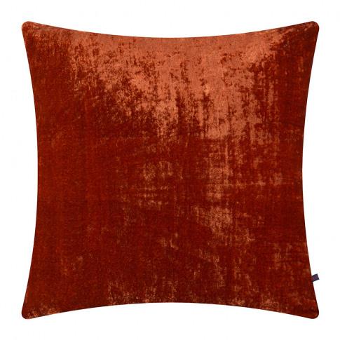 William Yeoward - Paddy Velvet Cushion - 50x50cm - P...