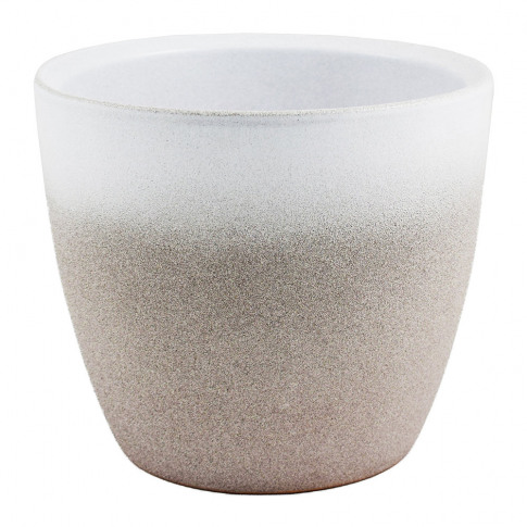Iron & Clay - Turno Plant Pot - Stone