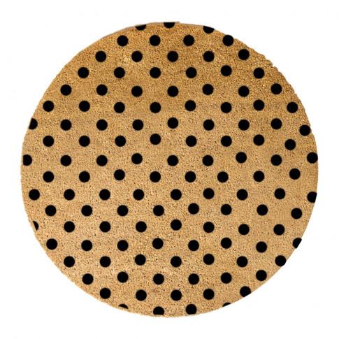 Artsy Doormats - Dots Door Mat - Round