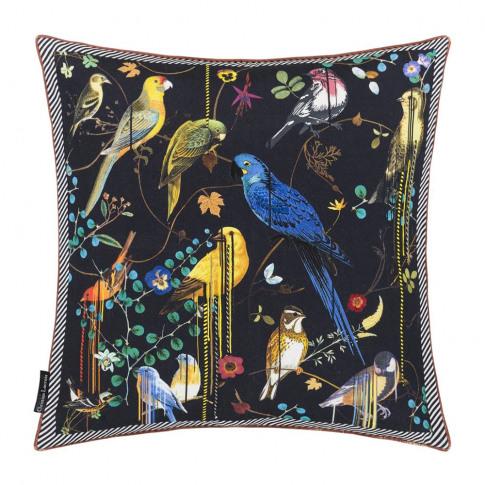 Christian Lacroix - Birds Sinfonia Crepuscule Cushion - 50x50cm