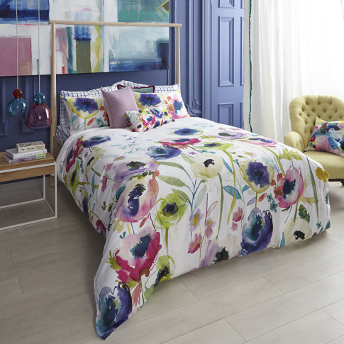 Bluebellgray - North Garden Duvet Set - Super King