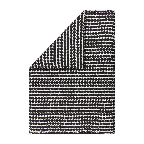 Marimekko - Rasymatto Duvet Cover - White/Black - Single
