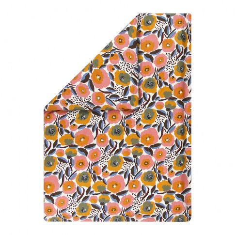 Marimekko - Rosarium Duvet Cover - White/Red/Yellow/...