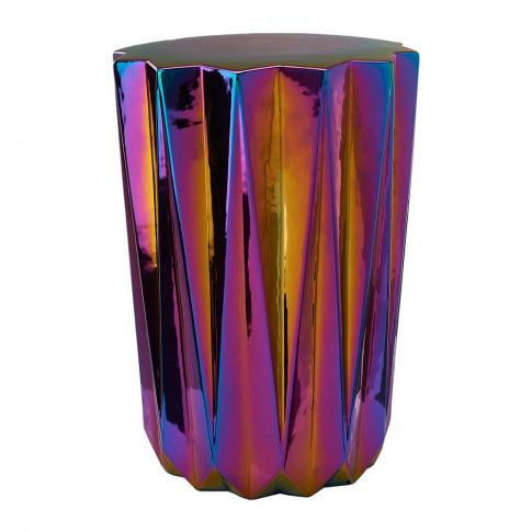 Pols Potten - Oily Folds Ceramic Stool