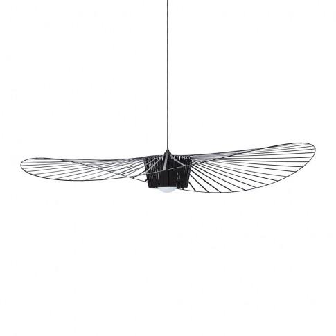 Petite Friture - Vertigo Pendant Ceiling Light - Black - Large