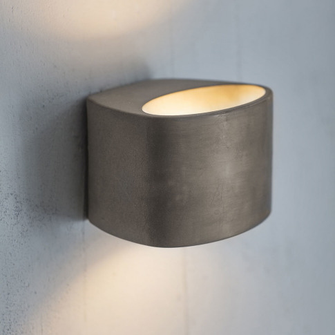 Garden Trading - Lambeth LED Wall Light - Concrete