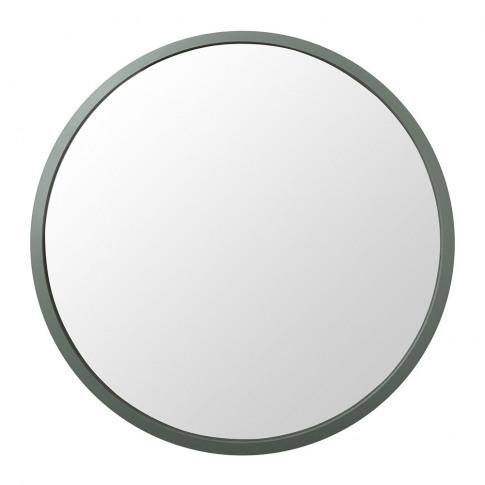 Umbra - Hub Round Mirror - 61cm - Spruce