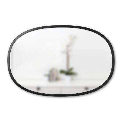 Umbra - Hub Oval Mirror - Black