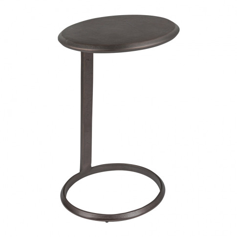 A by Amara - Leaning Side Table - Copper