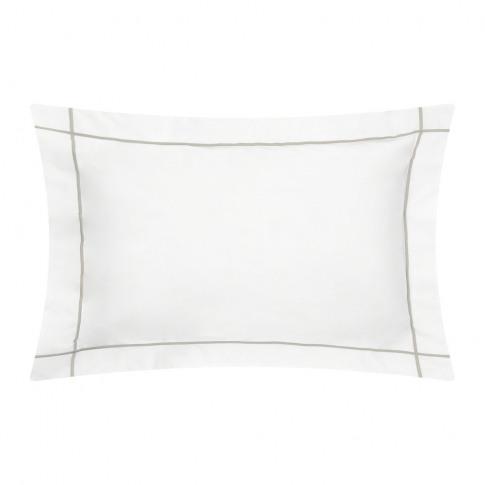 Yves Delorme - Athena Pierre Pillowcase - 50x75cm