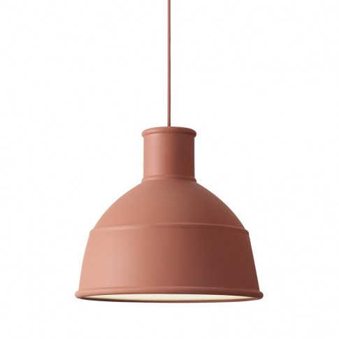 Muuto - Unfold Pendant Lamp - Terracotta