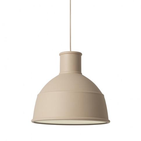 Muuto - Unfold Pendant Lamp - Nude