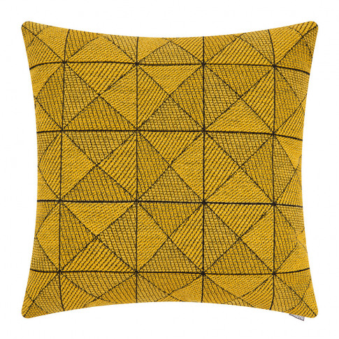 Muuto - Tile Wool Cushion - 50x50cm - Yellow