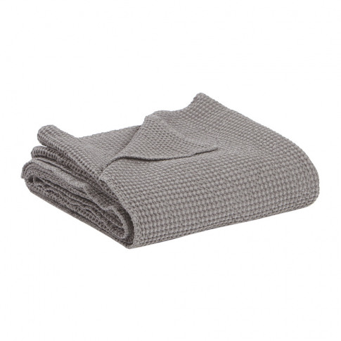 Vivaraise - Maia Stonewashed Throw - Storm