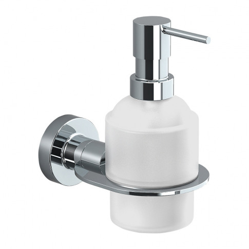 Bathroom Origins - Chrome Soap Dispenser