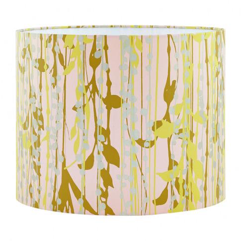 Clarissa Hulse - St Lucia Lamp Shade - Oyster/Ochre/...