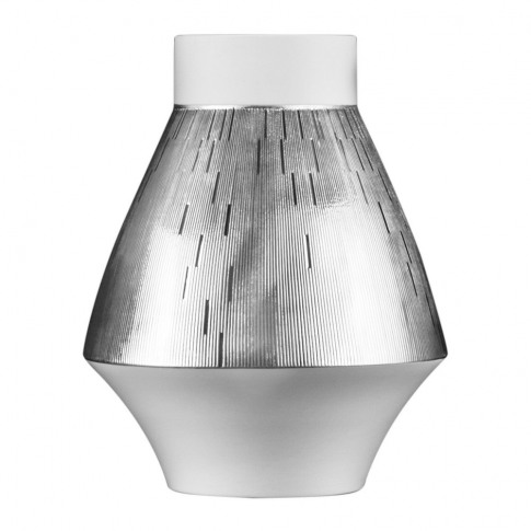 Haviland - Infini Vase With Platinum Body