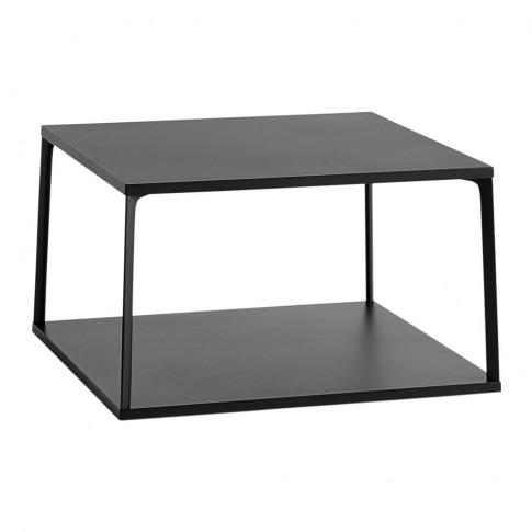 Hay - Eiffel Square Coffee Table - Ink Black