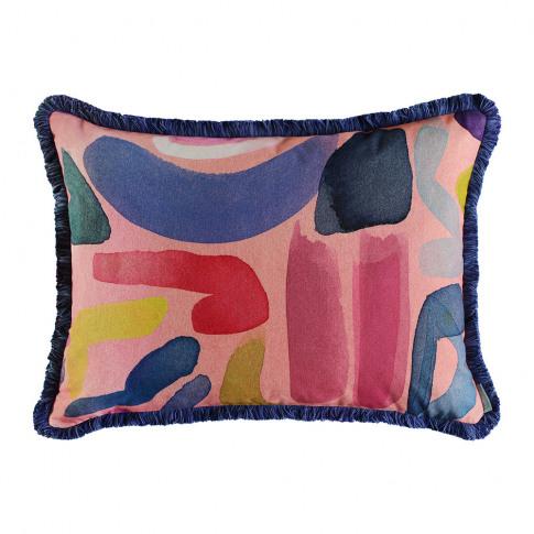 Bluebellgray - Play Rectangular Reversible Cushion -...