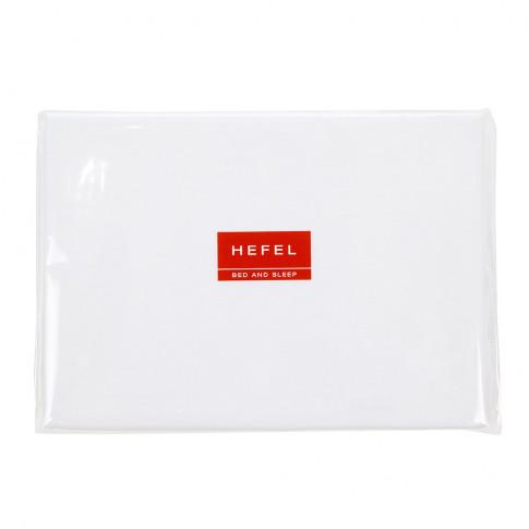 Hefel - Travel Pillow Pillowcase - White