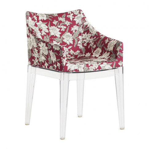 Kartell - La Double J Madame Armchair - Lilium Red