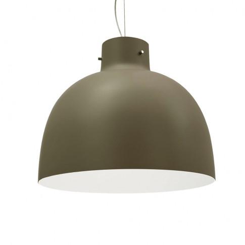 Kartell - Bellissima Ceiling Light - Brown