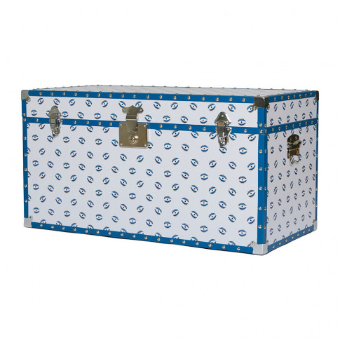Casacarta - Studded Storage Trunk/Coffee Table - Evi...