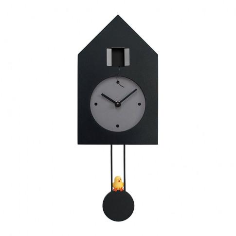 Progetti - Freebird Wall Clock - Black