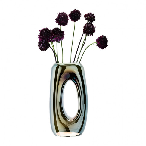 Lsa International - Eclipse Hollow Vase - Mercury - ...