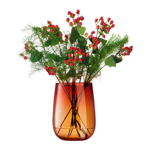 Lsa International - Forest Vase - Berry - 23cm