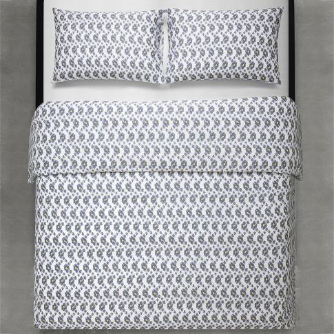 Calvin Klein - Melissa Duvet Cover - White - King