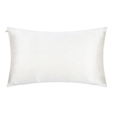Holistic Silk - Anti Ageing Eye Pillowcase - White