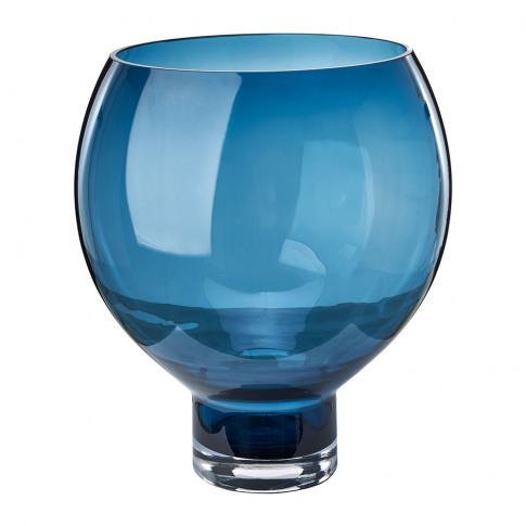 Pols Potten - Fishbowl Vase - Navy