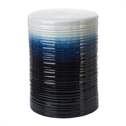 Pols Potten - Gradient Stool - Dark Blue