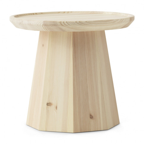 Normann Copenhagen - Pine Side Table - Small - Natural