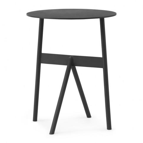 Normann Copenhagen - Stock Side Table - Black