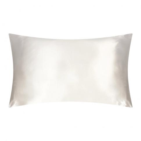 Slip - Pure Silk Pillowcase - White - 51x76cm