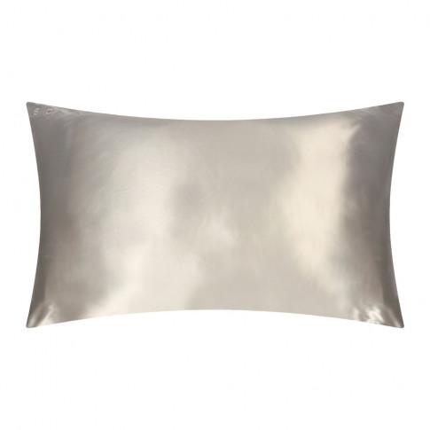 Slip - Pure Silk Pillowcase - Silver - 51x76cm