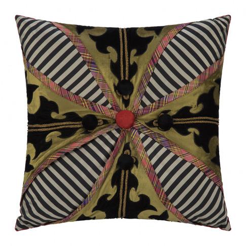 Mackenzie-Childs - Portobello Road Cushion - 50x50cm