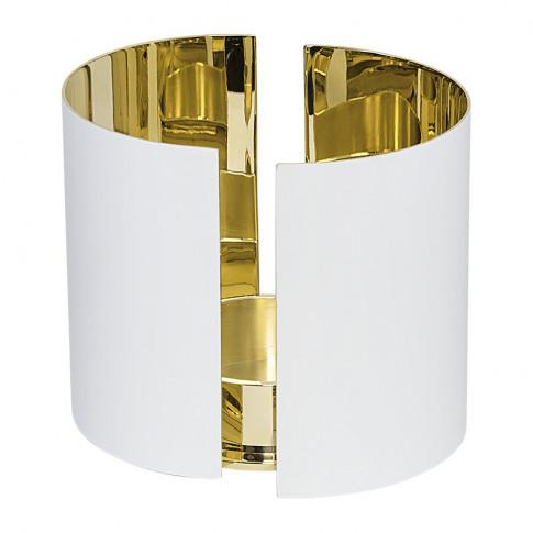 Skultuna - Infinity Candle Holder - White - Large