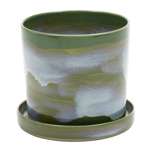 Serax - Herb Pot With Saucer