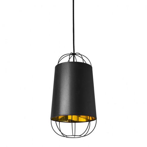 Petite Friture - Lanterna Pendant Lamp - Small - Black/Gold