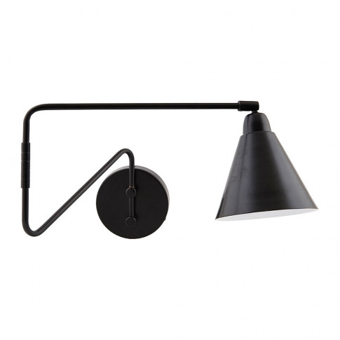 House Doctor - Game Wall Lamp - Black/White