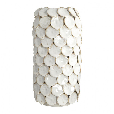 House Doctor - Dot Vase - White