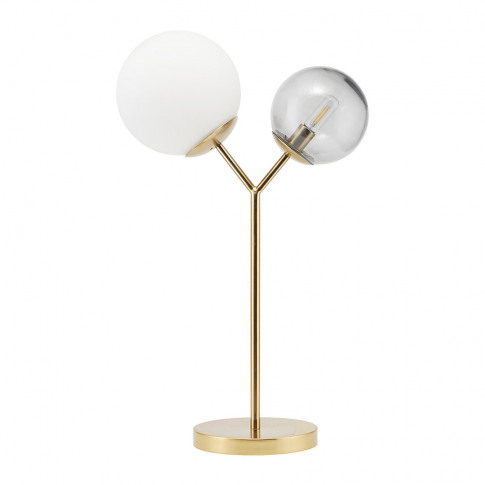 House Doctor - Twice Table Lamp - Brass