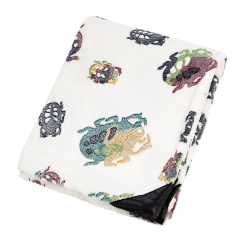 Zoeppritz Since 1828 - Jags Family Blanket - 150x200cm - Off White