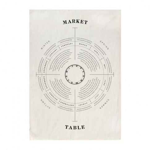 Sir/Madam - Market Table Linen Tea Towel