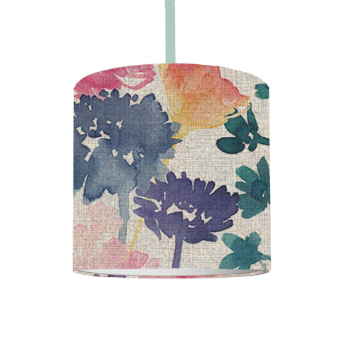 Bluebellgray - Peggy Linen Ceiling Lamp Shade - Small